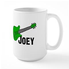 Guitar - Joey Mug
