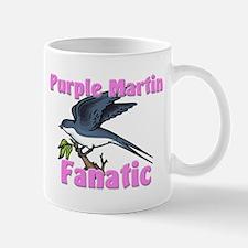 Purple Martin Fanatic Mug