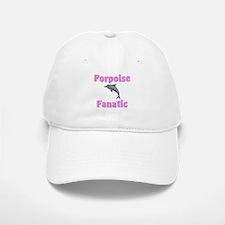 Porpoise Fanatic Baseball Baseball Cap