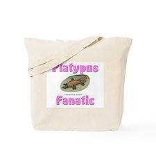 Platypus Fanatic Tote Bag