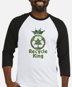 Recycle King Baseball Jersey