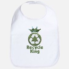 Recycle King Bib