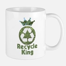 Recycle King Mug