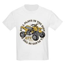 Dirt ATV T-Shirt