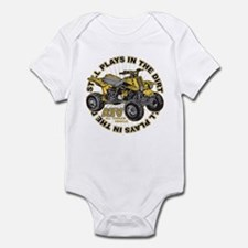 Plays in the Dirt ATV Infant Bodysuit