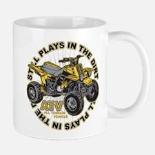 Plays in the Dirt ATV Mug