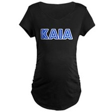 Retro Kaia (Blue) T-Shirt