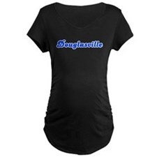 Retro Douglasville (Blue) T-Shirt