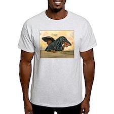 Dox Cherub (BT) Ash Grey T-Shirt