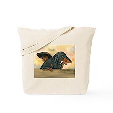 Dox Cherub (BT) Tote Bag