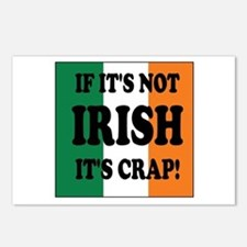 Unique The irish Postcards (Package of 8)
