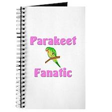 Parakeet Fanatic Journal