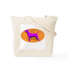 Bull Terrier Tote Bag, 2 sided