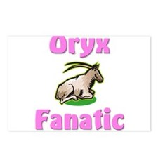 Oryx Fanatic Postcards (Package of 8)