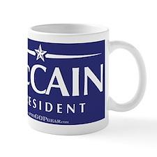 """John McCain 2008"" Mug"