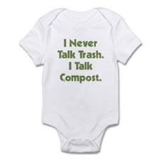 Talk Compost Infant Bodysuit