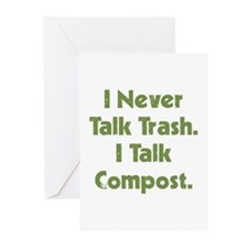 Talk Compost Greeting Cards (Pk of 10)