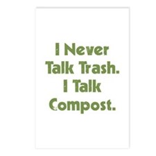 Talk Compost Postcards (Package of 8)