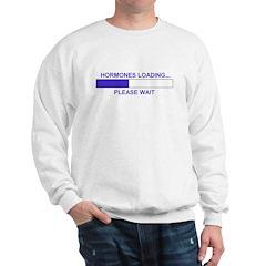 HORMONES LOADING... Sweatshirt