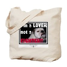 I'm a Lover! Tote Bag