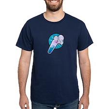Test tube shirt