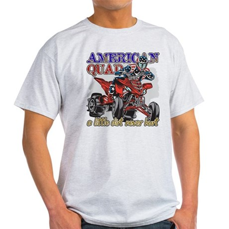 American Quad Light T-Shirt