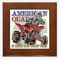 American Quad Framed Tile