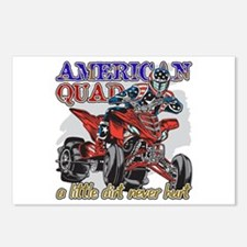 American Quad Postcards (Package of 8)
