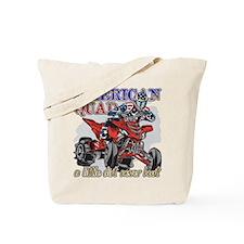 American Quad Tote Bag