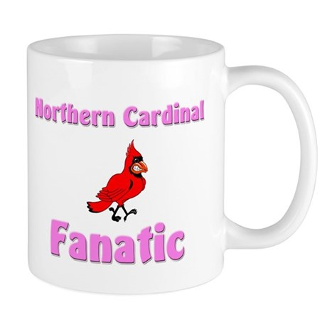 Northern Cardinal Fanatic Mug