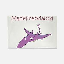 Madelineodactyl Rectangle Magnet