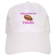 Naked Mole-Rat Fanatic Baseball Cap