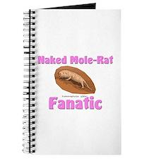 Naked Mole-Rat Fanatic Journal