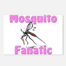 Mosquito Fanatic Postcards (Package of 8)
