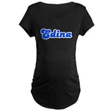 Retro Edina (Blue) T-Shirt