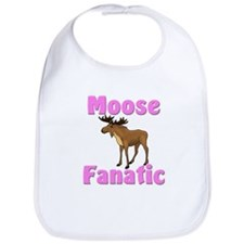 Moose Fanatic Bib