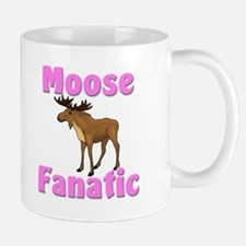 Moose Fanatic Mug