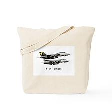 USN F-15 Tomcat Tote Bag