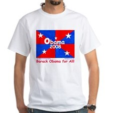 Obama 2008 Red&Blue Unisex T-Shirt