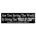 """Are you saving the world driving a """"Prius of"""