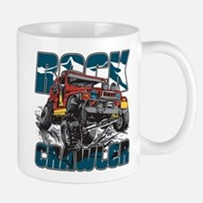 Rock Crawler 4x4 Mug