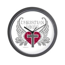CHRISTIAN BIKER Wall Clock