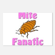 Mite Fanatic Postcards (Package of 8)