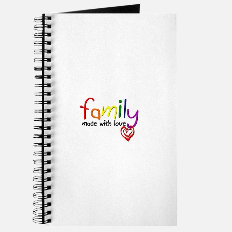 Gay Family Love Journal