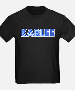 Retro Karlee (Blue) T