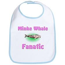 Minke Whale Fanatic Bib
