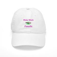 Minke Whale Fanatic Baseball Cap