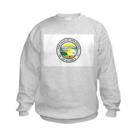 ALASKA-SEAL Kids Sweatshirt