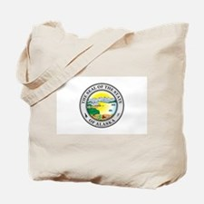 ALASKA-SEAL Tote Bag
