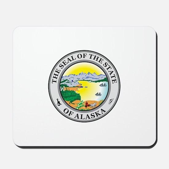 ALASKA-SEAL Mousepad